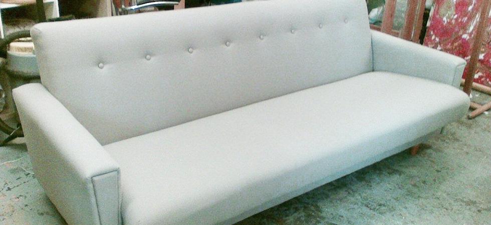 Ben's sofa