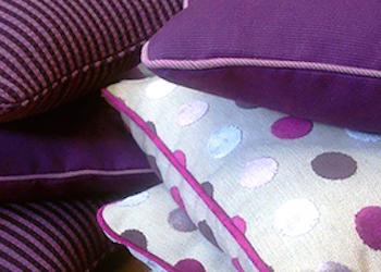 Cushions and Window Seats