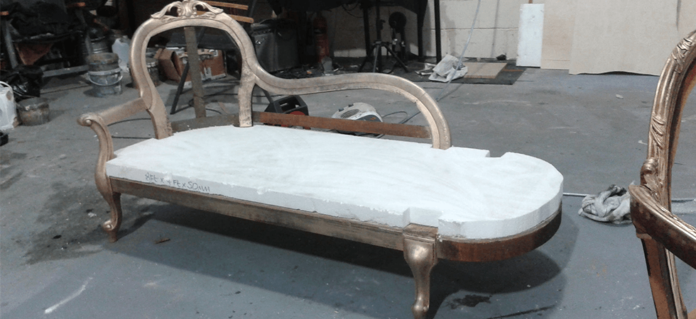 Opera Chaise before